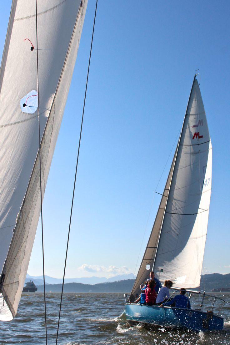 Basic Cruising course in English Bay