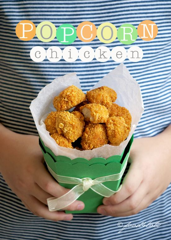 Easy chicken recipes for toddlers