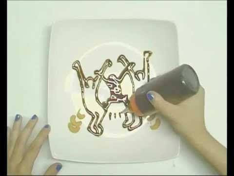 FOOD POP ART omaggio a Keith Haring