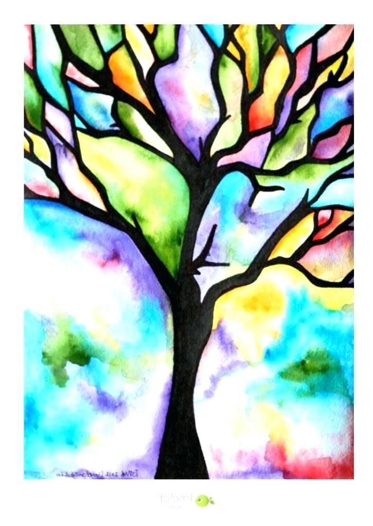 Simple Watercolor Paintings For Beginners 1000 Images About For