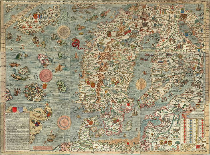 Best Maps Of Sweden Images On Pinterest Cartography Sweden - Map sweden 1650