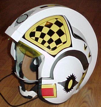 How to make a Star Wars Rebel Pilot helmet