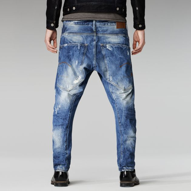 G-Star RAW-Type C 3d Loose Tapered-Men-Jeans