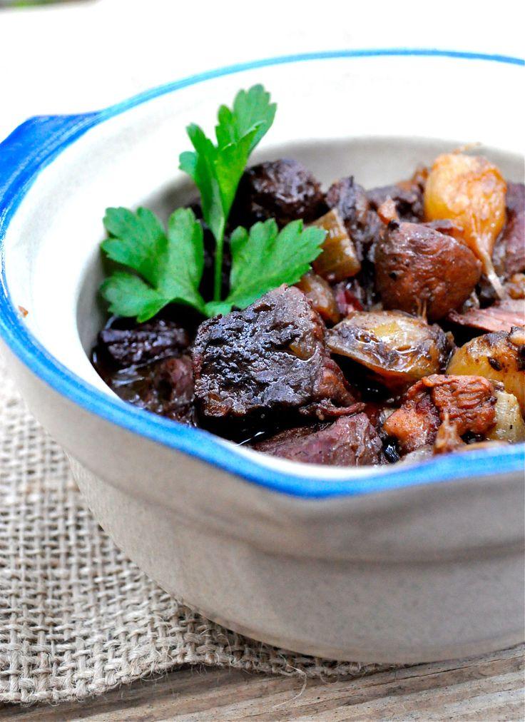Paleo Jennifer's Burgundy Beef Stew