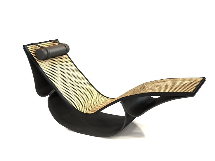 Pin by paulo rocha on iconic chairs pinterest for Chaise longue oscar niemeyer