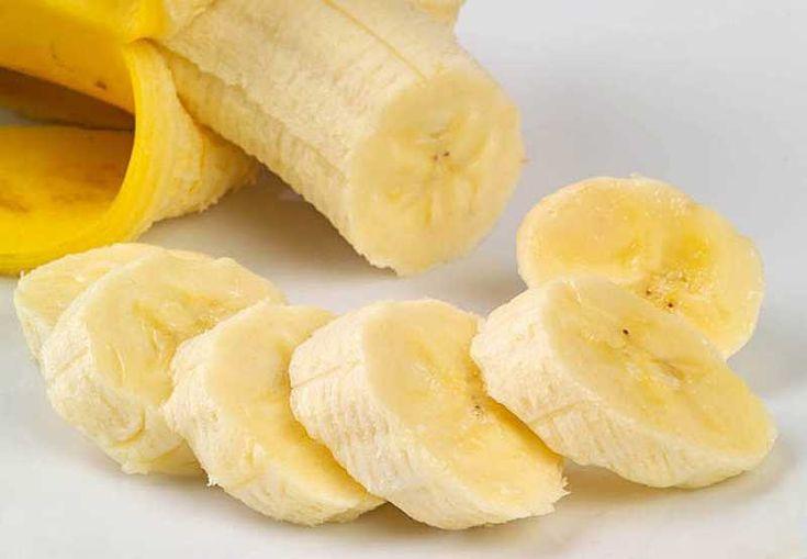 Banana é fonte de magnésio