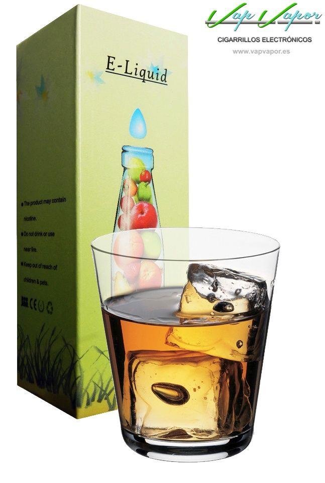 e-liquid Whisky  http://www.vapvapor.es/liquidos-bebidas-cigarrillos-electronicos  Líquidos para cigarrillos electrónicos de la marca e-liquid. Nuestra marca e-liquid se caracteriza por su gran variedad de aromas y sabores.     - e-liquid sabor Whisky (bebida)     - Categoría: otros