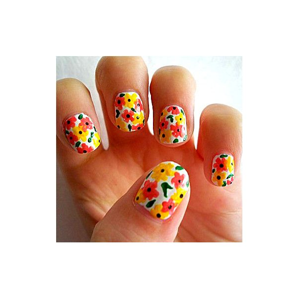 Nail Art icon-by Chinky found on Polyvore