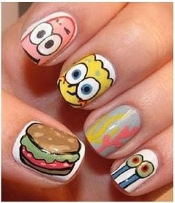 OMG!! Im gonna have to ask my friend to do my nails like this!!!