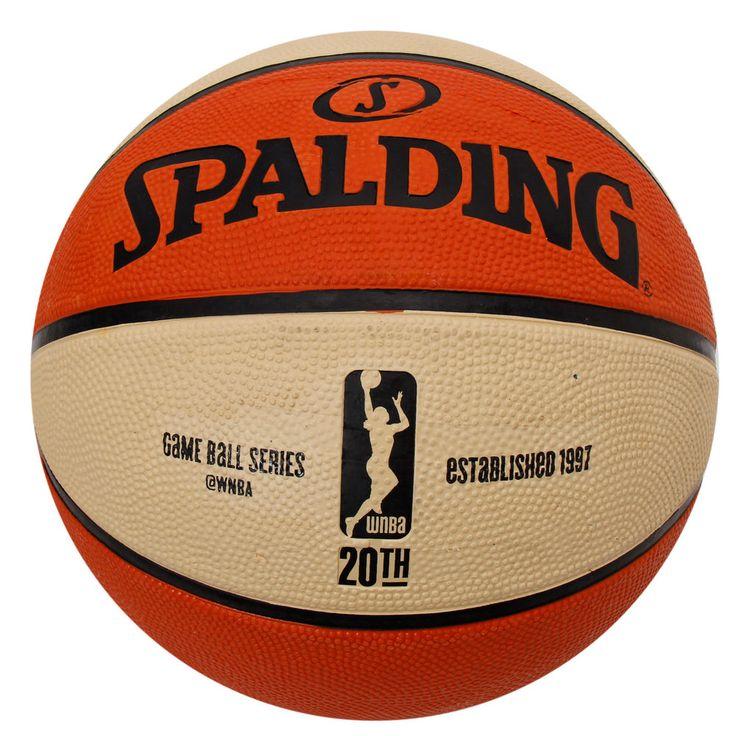 Spalding WNBA 8-Panel Mini Basketball