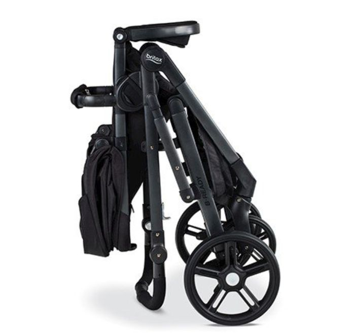 Britax 2017 b-ready stroller is a very versatile stroller and features a big storage basket and a click and go system for attaching any Britax infant car seat. It comes in five colors and has a modern look to it. It also receives a basinet to form a pram style stroller. It can receive two seats in variety of position combinations. The 2017 b-ready stroller offers a quick fold design that folds in a few seconds even with two seats attached. It features foam filled rubber tires and a…