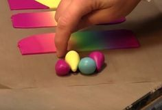 How to Use the Skinner Blend Technique for Polymer Clay ~ The Beading Gem's…