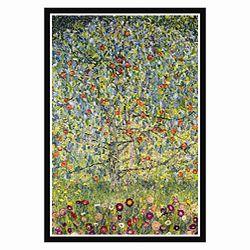 Gustav Klimt 'Apple Tree' Framed Print Art | Overstock.com Shopping - Top Rated Canvas