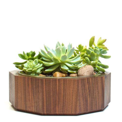 Wooden Sandbox, Walnut Sandbox