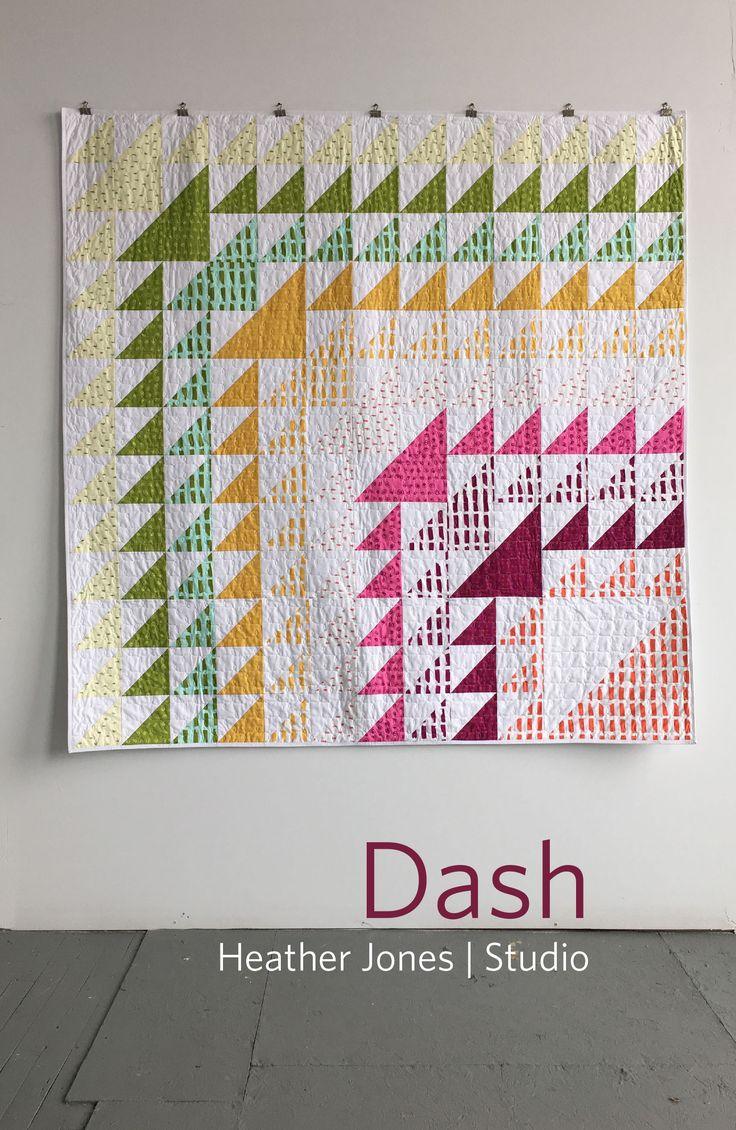 Heather Jones Sewing Pattern - Dash