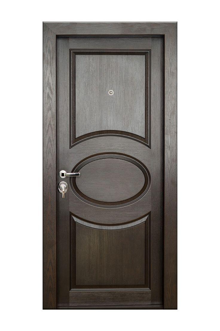 Arta Door Metalic Door with Hdf