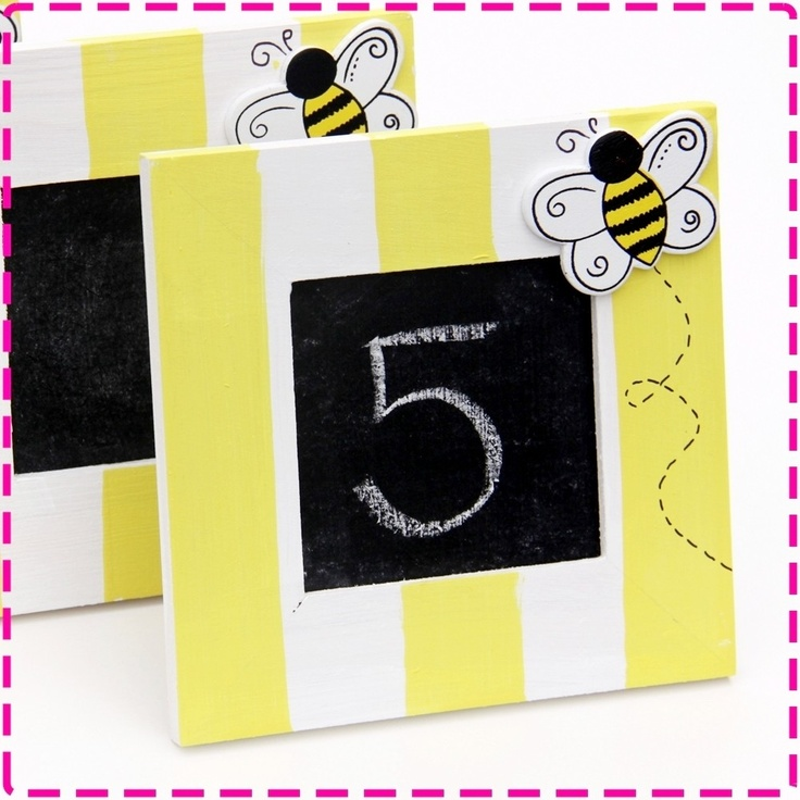 100 best bee theme images on pinterest bee theme bees for Best place to get picture frames