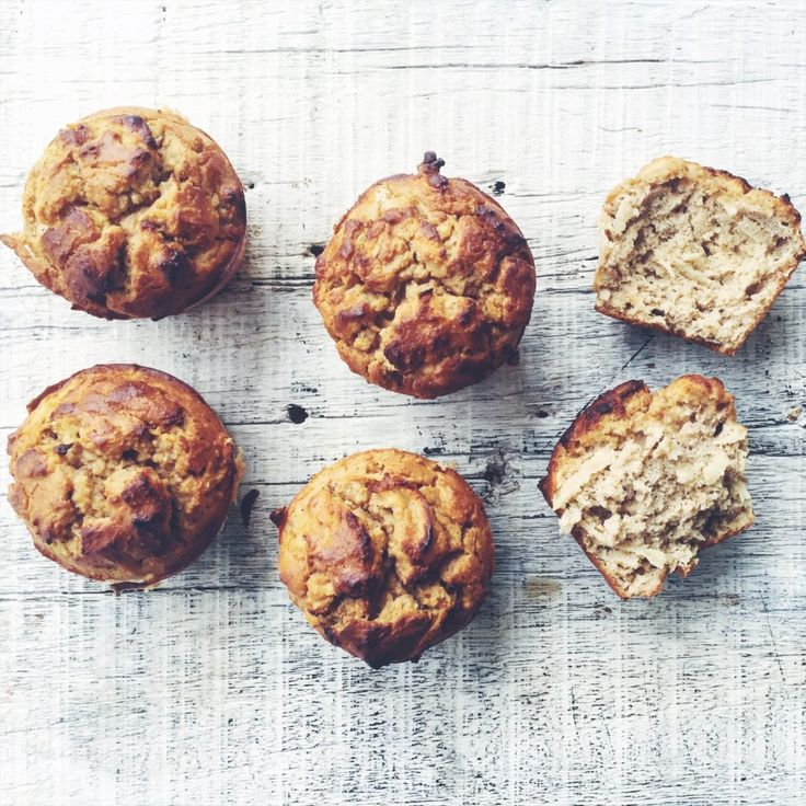 Apple Cinnamon Protein Muffins - Jennifer Moore