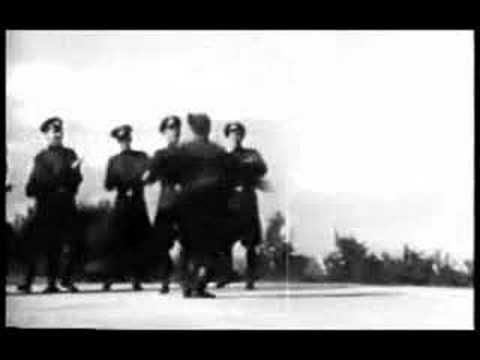 Roots of Breakdance - Russian officers show us how it is done! (with the help of Run DMC).