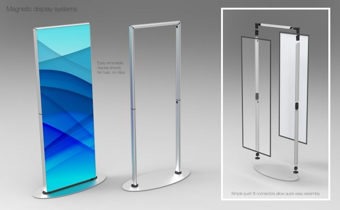 Exhibition Stand Assembly : Best exhibition display stands ideas on pinterest