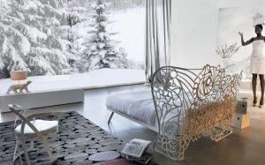 letti ferro battuto bianco by caporali