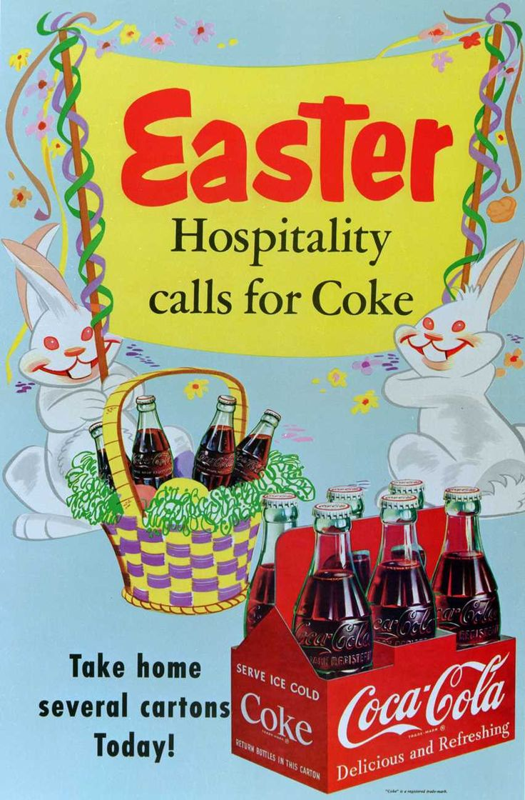 Image result for vintage easter ads