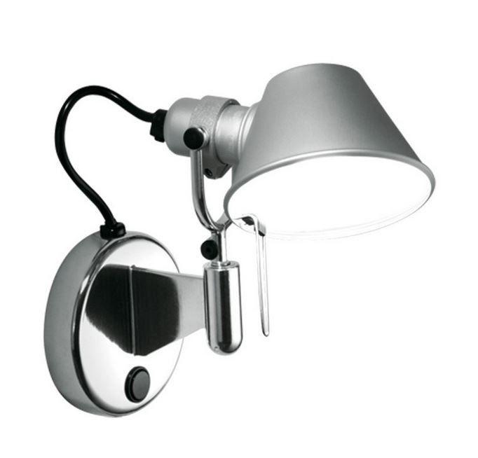 Lampe style industriel design  https://ambitionlight.com/produit/823-artemide-.html  #lampe #design #artemide #industriel #applique