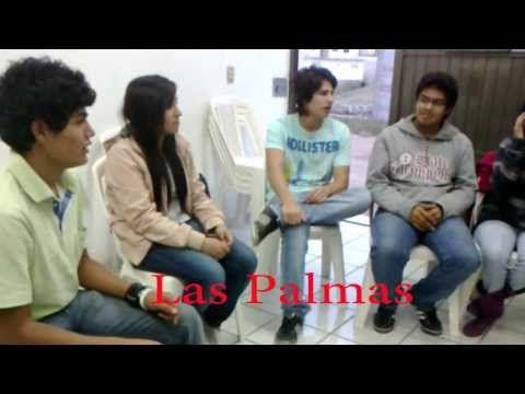 Las Palmas, juego de coordinación. - YouTube