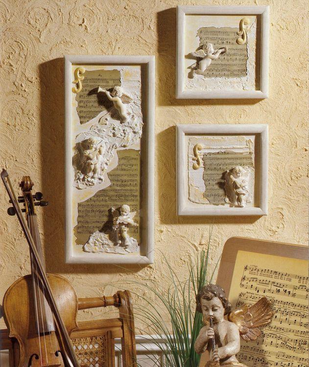 Decoratiuni interioare de atmosfera - muzica angelica