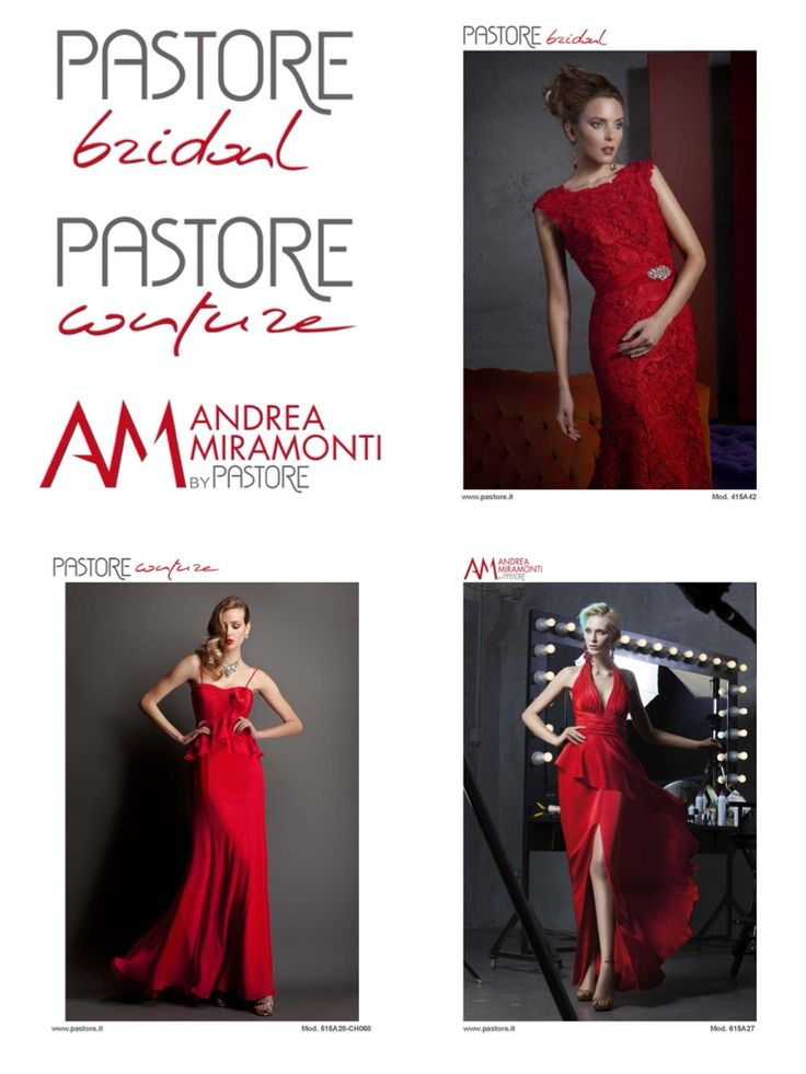 Red Dress -  Pastore Bridal - Pastore Couture - Andrea Miramonti by Pastore #reddress #couture #fashion #couturedress #cocktaildress #partydress #eveningdress www.pastore.it