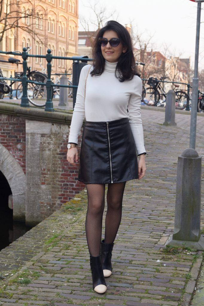Trend Ready for a Revival The Fishnet Tights?