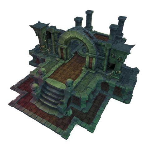 Low Poly 3D Building...