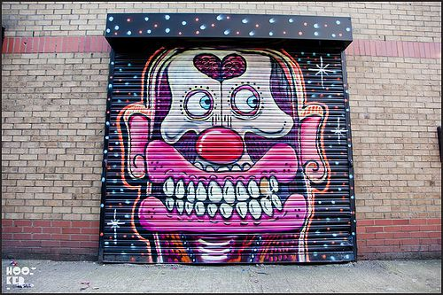 Sweet Toof at The Colour Works, Hackney
