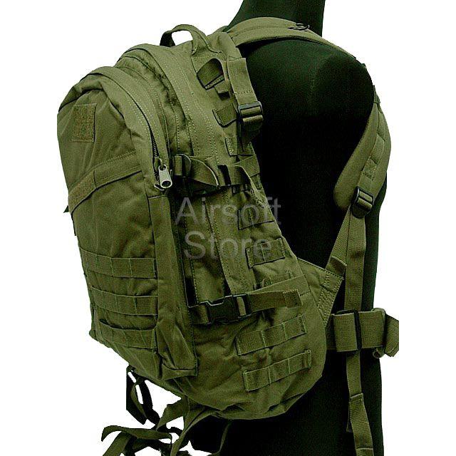 """Военный рюкзак """"US Army"""" 32 литра (Olive) - Страйкбольный интернет-магазин – Airsoft Store"""