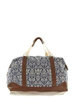Bluebird Art Deco Trvl Bag
