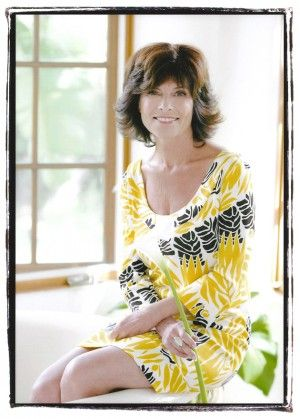 Adrienne Barbeau collects Fiestaware dishes | texascooking.com