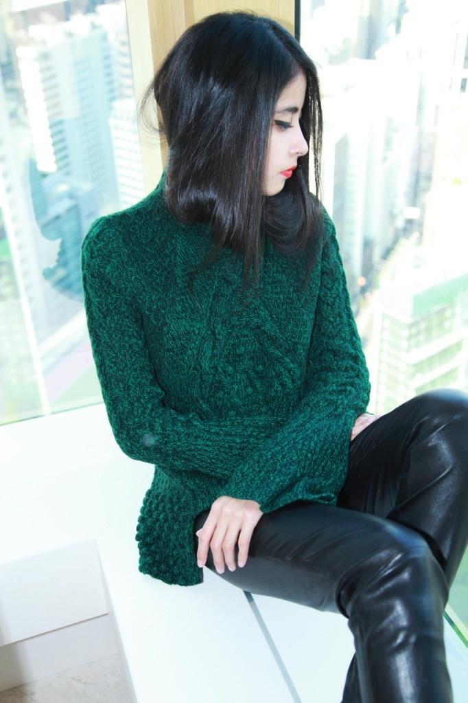 Alexander McQueen FW sweater