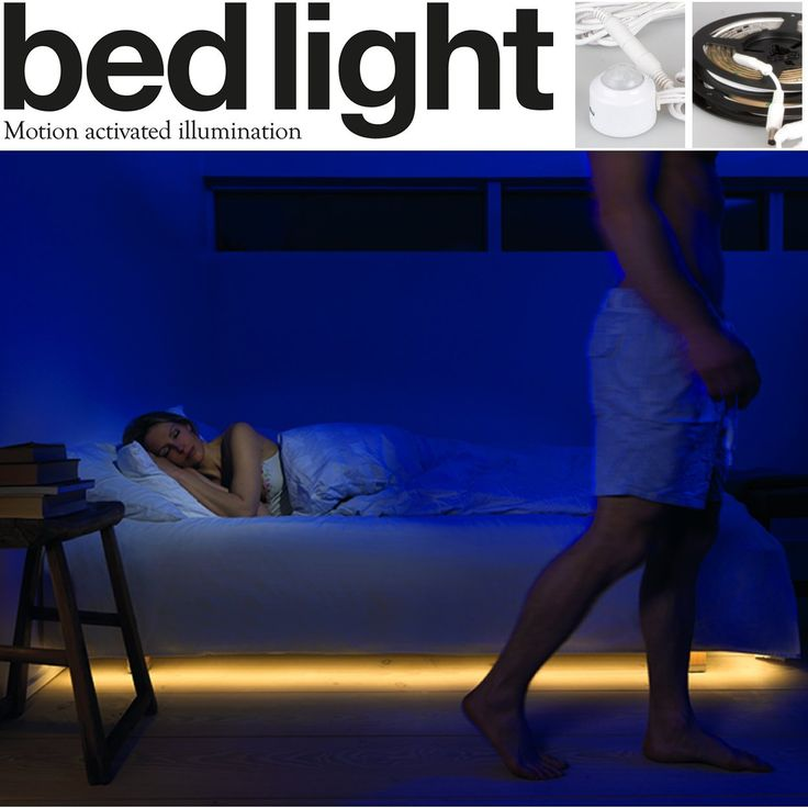 mylightme bedlight kit install your bed light under beds dressers in