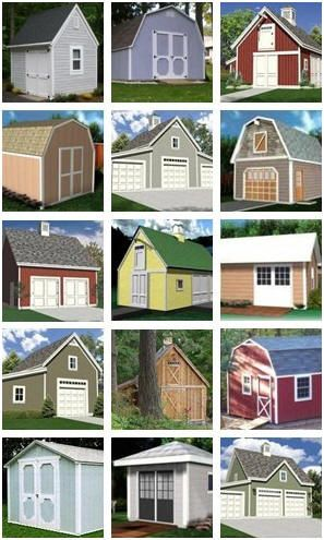 Building Plans 101 - Get Started on Your New Shed, Mini-Barn, Workshop, Barn, Pole Barn, Garage, Carriage House, Car Barn, Craft Shop, Backyard Studio or Workshop Right Now.