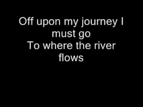 Collective Soul - To Where The River Flows w/ lyrics