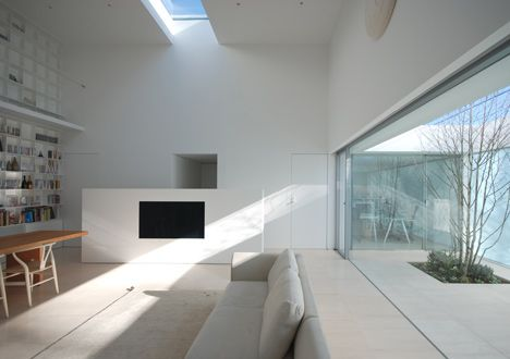 Library House by Shinichi Ogawa and Associates