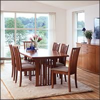 Teak Imports Offers The Largest Selection Of Scandinavian Furniture In New England Dining Table