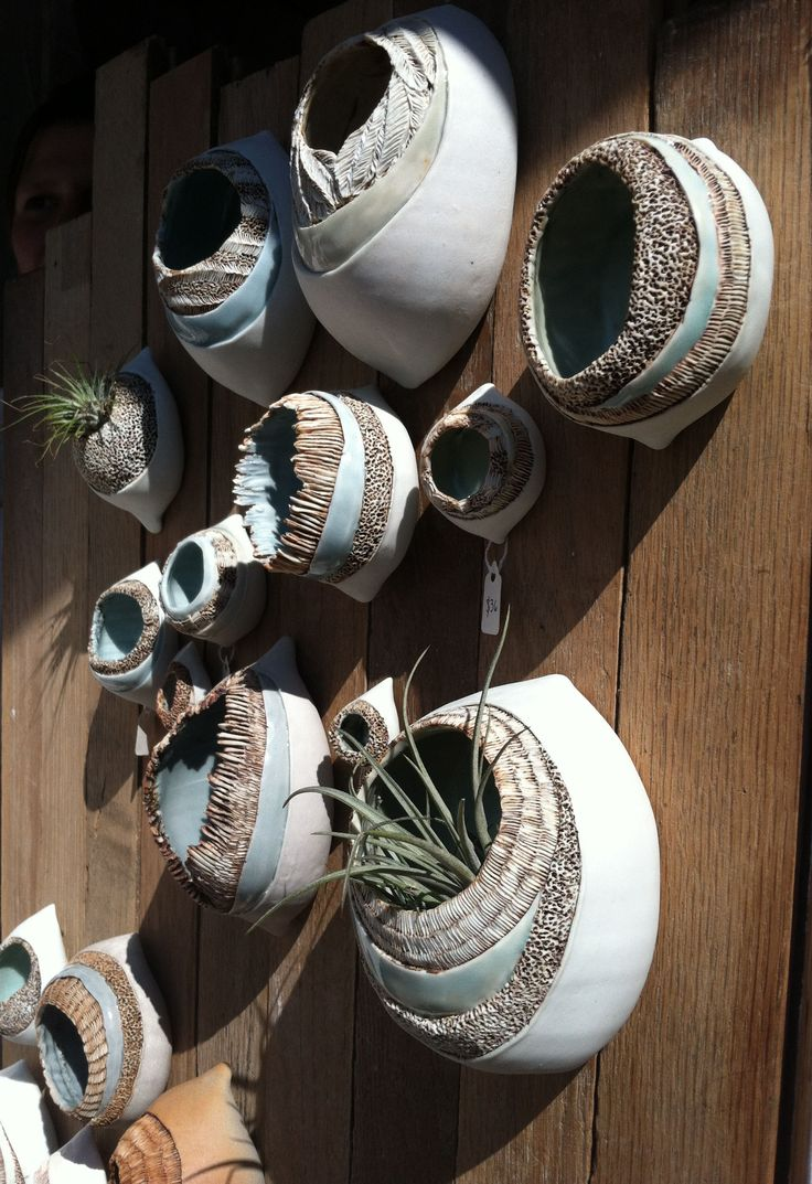 pinch pots for air plants