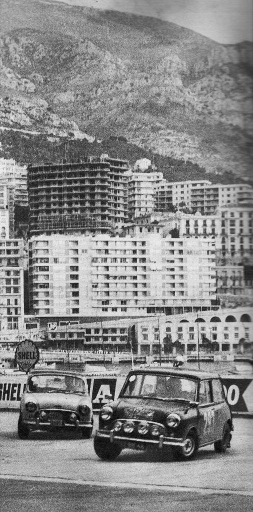 1962 Monte Carlo rally .. Makinen
