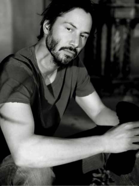 "Keanu Reeves - I believe Keanu Reeves is one of the best actors out there and I don't believe he gets near the credit he deserves and I don't understand why... I think it has to do with the fact that he does not conform to ""normal"" Hollywood behavior - he's very private and because of past traumatic personal experiences, does not make the Hollywood scenes to promote himself..."