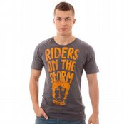 O'NEILL-T-SHIRT LM  ROCK QUOTES/SLV TEE
