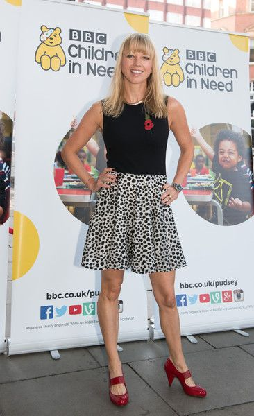 Sara Cox Photos - Sara Cox arrives for Terry Wogan's Gala Lunch for Children In Need at the Landmark Hotel on November 01, 2015 in London, England. - Terry Wogan's Gala Lunch - Children in Need