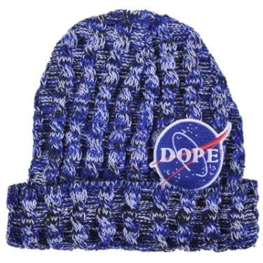 DOPE Brand NASA Style Streetwear Beanie #dope #beanie #streetwear