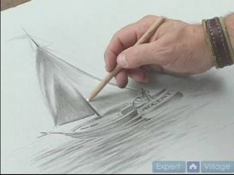 Learn how to add highlights to a charcoal drawing in this free online video art lesson expert william cotterell bio william cotterell graduated in