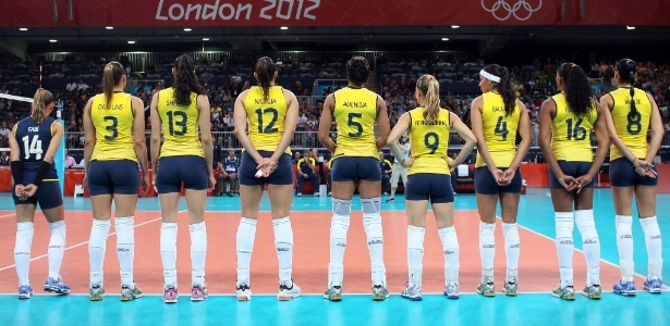 No vôlei de quadra feminino os destaques das dez melhores jogadoras vão para…
